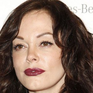Rose McGowan Real Phone Number Whatsapp