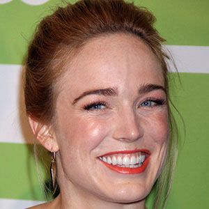 Caity Lotz Real Phone Number