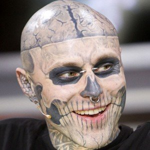 Rick Genest Real Phone Number