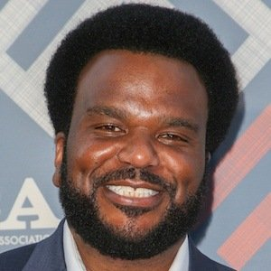 Craig Robinson Real Phone Number