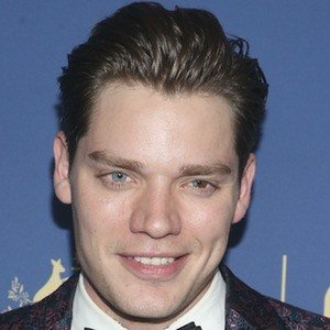 Dominic Sherwood Real Phone Number