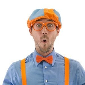 Blippi Real Phone Number Whatsapp