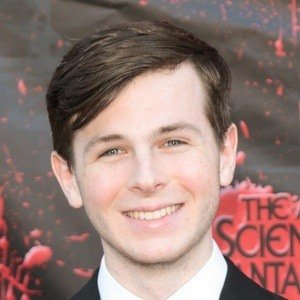 Chandler Riggs Real Phone Number